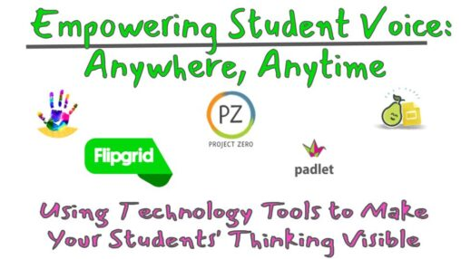Empowering Student Voice- Anywhere, Anytime