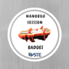 Superhero Summit Digital Badges