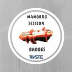 Superhero Summit Digital Badges