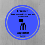 Breakout Faster than a Speeding Bullet Application Badge