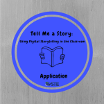 Tell Me a Story Application Badge