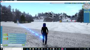 pic of virtual reality platform
