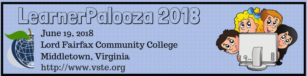 Learner Palooza logo