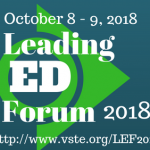 Leading Ed Forum 2018: Creating Vision & Value