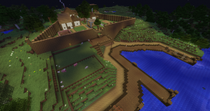 Picture from Minecraft