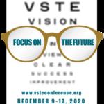 Logo for 2020 VSTE Conference