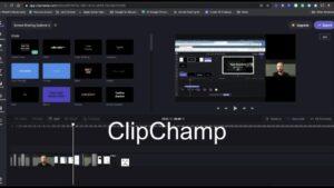Screenshot of clip champ plugin