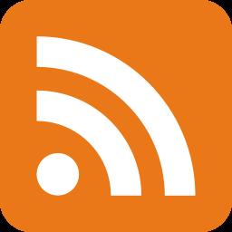 icon of RSS symbol
