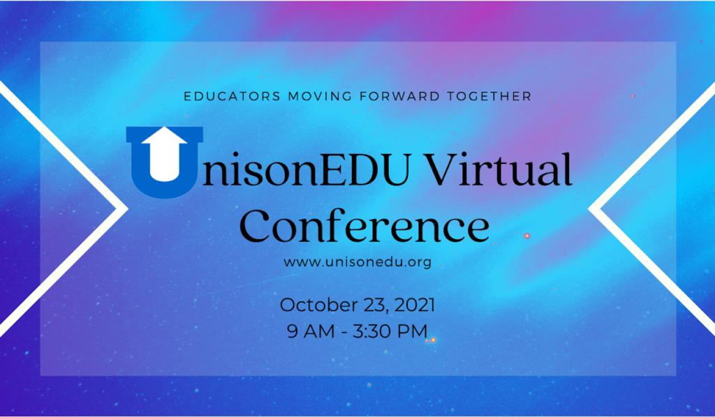 logo for unisonedu conference