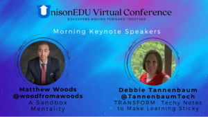 Images of keynote speakers